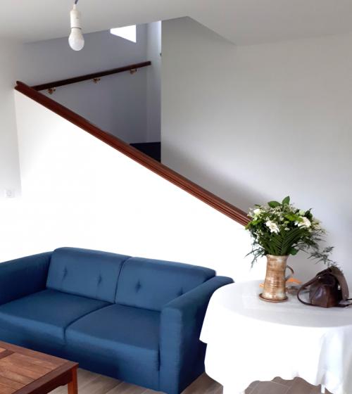 Rénovation de l' escalier