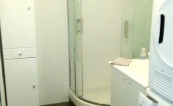 Remplacement de la baignoire par une grande douche