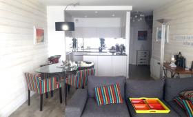 Rénovation complète pour cet appartement face mer à Pornichet