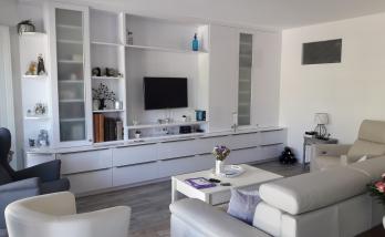 Salon, meuble sur mesure