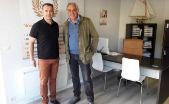 Olivier MACE et Stéphane THEBAUT, La Maison France 5