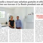 Témoignage de Armelle avec Olivier MACE dans La Baule +