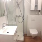 Salle de bain rénovée à La Baule (44500)