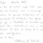 Témoignage de Catherine et Patrick